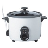 Kenwood RC410 Automatic Rice Cooker - White