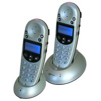 Geemarc Amplidect 250 Highly Amplified Digital Cordless Telephone + 1 Extra Handset & Pod Charger
