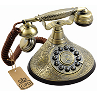 GPO Duchess Traditional Push Button Telephone