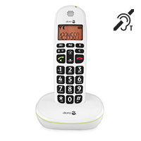 Doro PhoneEasy 100w Amplified Cordless DECT Phone