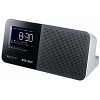 Sony XDR-C706DBP DAB+/DAB Digital Clock Radio
