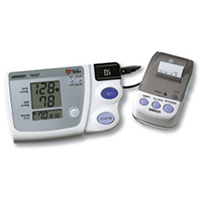 Omron 705CP-II Upper Arm Blood Pressure Monitor With Thermal Printer