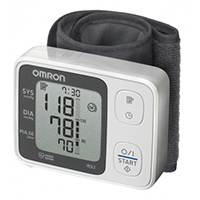 Omron RS3 Automatic Wrist Blood Pressure Monitor