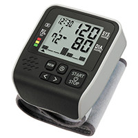 Lifemax 1221 Graphical History Wrist Blood Pressure Monitor