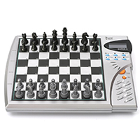 Lifemax 1264 Electronic Super 6 Chess and Games Computer