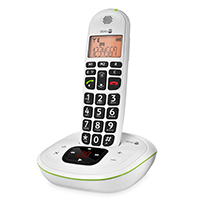 Doro PhoneEasy 105wr Amplified Cordless DECT Phone With TAM
