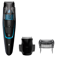 Philips BT7202/13 Beard and Stubble Trimmer with Integrated Vacuum System