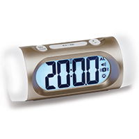 Amplicomms TCL350 Radio Controlled Digital Extra Loud Alarm Clock