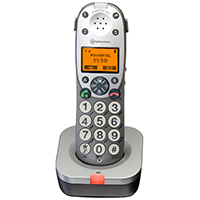 Amplicomms PowerTel 701 Big Button Amplified Telephone
