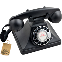 GPO 200 Traditional Rotary Dialling Telephone