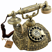 GPO Majestic Traditional Rotary Dialling Telephone