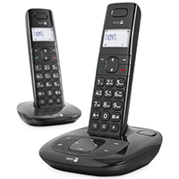 Doro Comfort 1015R Cordless DECT Phone With TAM - Duo