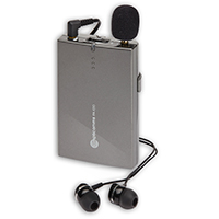 Amplicomms PA100 Personal Sound Amplifier with Directional Microphone
